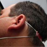 Приспособление для ношения масок