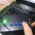 Дистанционное управление по радиоканалу на 4 команды