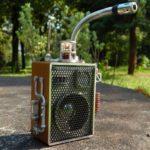 Детский диктофон на модуле SD1820