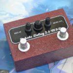Дилей — эффект задержки звука для электромузыкальных инструментов
