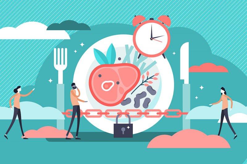 Интервальное голодание —влияние на организм. Как оно помогает похудеть?