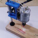 Сверлильный станок для сверления печатных плат