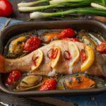 Как приготовить морского окуня в духовке. 8 простых рецептов