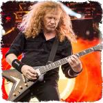 Dave Mustaine. У лидера Megadeth диагностирован рак горла