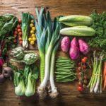 Нутриенты в овощах —содержание углеводов, сахара и клетчатки