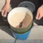 Мини-мельница из мотора от пылесоса