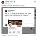 Эффективная маркетинговая стратегия не всегда стоит дорого: пример Burger King