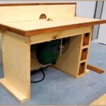 Как сделать фрезерный стол