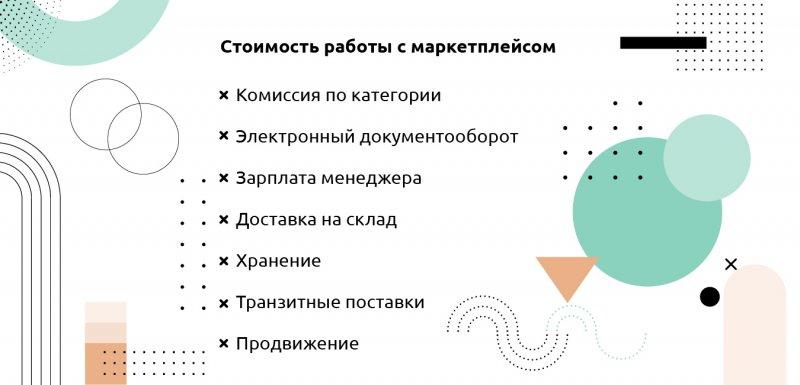 Работа с маркетплейсами: инструкция